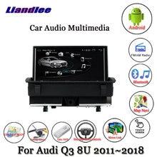 Автомобильная Мультимедийная система android для audi q3 8u