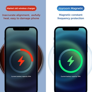 Image 5 - New 15W ultra thin Magnetic Suction Wireless Charger For  iPhone 12 12 Pro Max Fast Wireless Charging For  iPhone 12 Mini Phone
