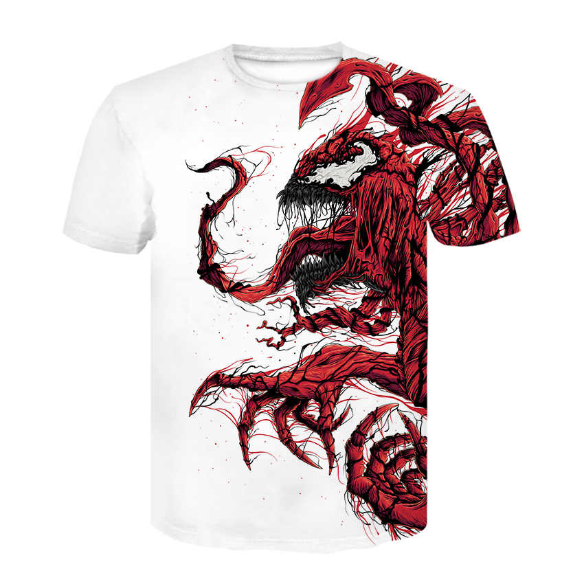 2019 nueva camiseta de anime para hombres, camiseta de manga corta, de película caliente, para hombres y mujeres, camisa de moda, de cuello redondo, camisetas de manga corta