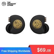 Écouteurs TFZ No.3 de troisième génération, casque d'écoute HiFi de Sport à pilote dynamique, série classique détachable, TFZ RS TFZ ESSENCE