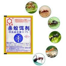 10 упаковок новая приманка для муравьев порошковая ловушка Репеллент