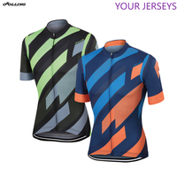 New 2020 CLASSICAL Lines Team Cycling Jersey Customized Road Mountain Race Top OROLLING 2 Styles FXR SRAM Downhill DH MTB|  -