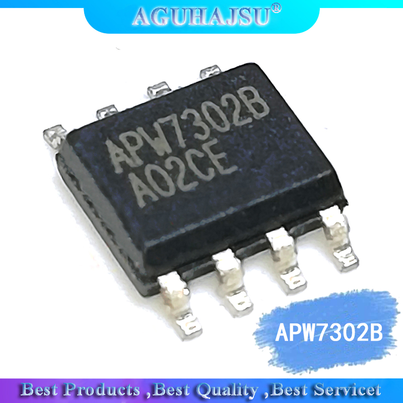1PCS APW7302B SOP8 APW7302 SOP 7302 SMD LCD Power Management Chip