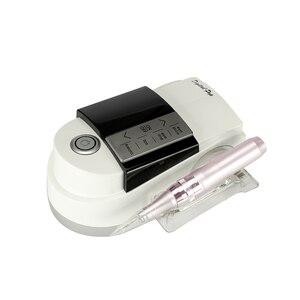 Image 3 - Новое поступление светильник и Удобная тату машина для бровей губ Eyeline цифровой Перманентный макияж машина ручка комплект