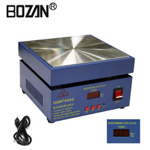 High Safety 946C Digital Heating Platform Adjustable Hot Plate Thermostat Lab Heating Plate Preheating Station BOZAN(China)