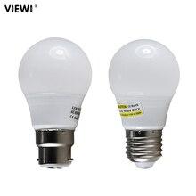 4 pcs ampoule led bulb light E27 B22 12 24 110 220 volt 3W COB home lighting 12v 24v energy saving Globe ball lamp warm white 3w aluminum alloy led flashlight bulb energy saving p13 5s white light 3v 4 12v