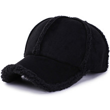אישיות אוזן בר הגנה בייסבול כובע עיבוי סתיו והחורף חיצוני נסיעות חם כובע רומנטי אופנה סקי כובע