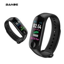 BANDE GPS Smart Horloge Mannen 3G SIM Bluetooth Horloge Hartslagmeter Fitness Tracker Sport Smart Horloge