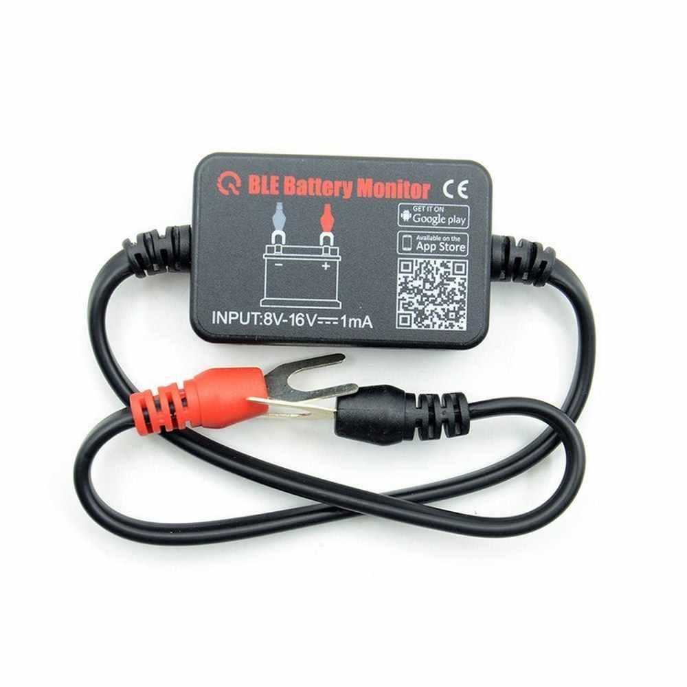 12 فولت مُحلل بطارية فاحص سيارة تعمل بالبطارية بلوتوث BM2 الدائرة الكهربائية التحريك اختبار ل أندرويد IOS أداة تشخيصية السيارات