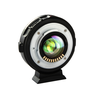 Image 2 - Viltrox EF M2 II AF Auto focus EXIF 0.71X Reduce Speed Booster Lens Adapter Turbo for Canon EF lens to M43 Camera GH4 GH5 GF6