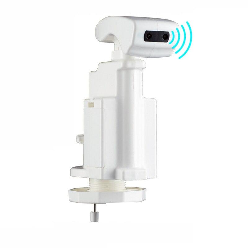 Infrared Sensor Urinal Flush Valve Urinal Flusher Automatic Operated Water Saving Toilet Parts Bathroom Automatic Urinal Flusher
