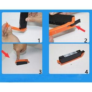 Image 2 - 純正インクカートリッジ充填ツール 5/6 色プリンタリフィル用 TR7520 TR8520 TS6120 TS6220 TS9520 プリンタ部品