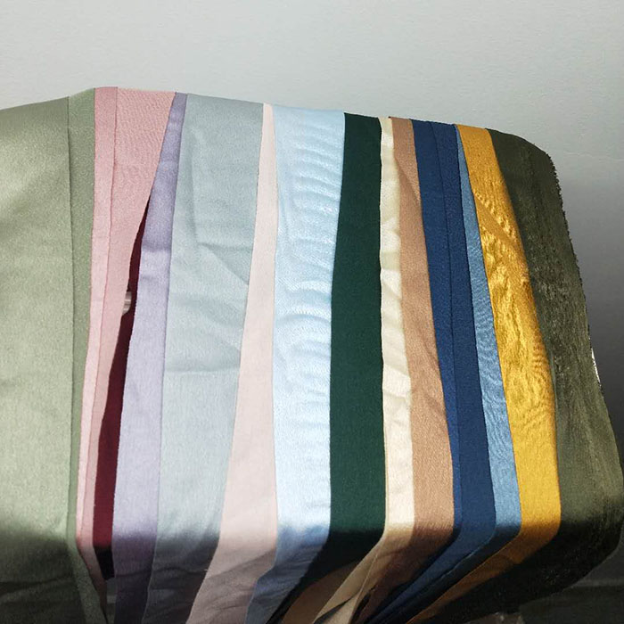Wholesale(40pcs/pack)  Factory Muliter Color  Sash Package Metrial Gift Cloth Art Cloth Ribbon Braid