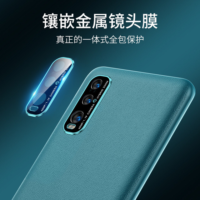 OPPO Find X2 & X2 Pro Leather Shockproof Case Unisex Camera and Accessories d92a8333dd3ccb895cc65f: For Find X2|For Find X2 Pro
