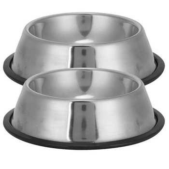 Karmnik dla zwierząt miska dla zwierząt miska do picia ze stali nierdzewnej miska do picia dla zwierząt miska do picia dla psy domowe karmienie zwierząt miska dla zwierząt tanie i dobre opinie Other CN (pochodzenie)