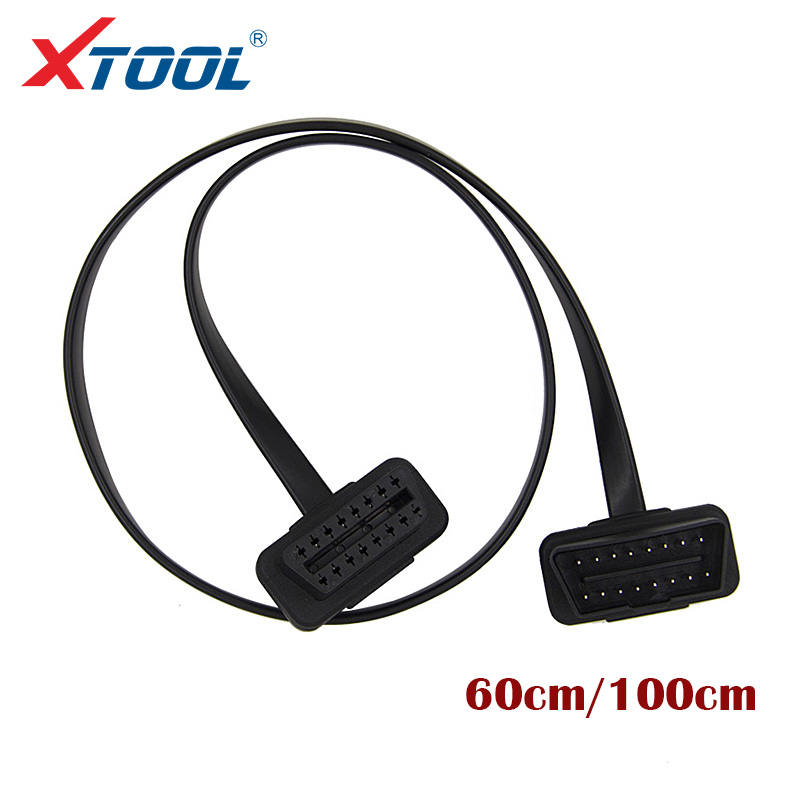 Car Diagnostic Cable OBD2 Extension OBD2 Cable 16Pin Male To 16Pin Female Obd2 Connector For OBD II Diagnostic Tool ELM327 Cable
