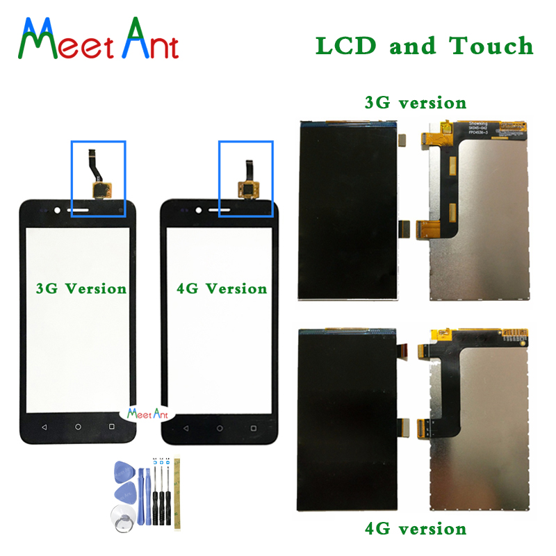 For Huawei Y3ii Y3 II Y3 2 3G 4G LUA-U03 LUA-L03 LUA-U23 LUA-L13 LUA-L23 LUA-L21 Lcd Display Or Touch Screen Digitizer Sensor