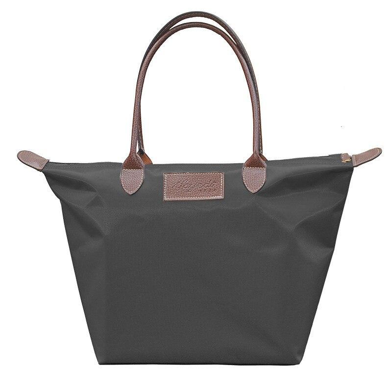Oxford Waterproof Dumplings Dumplings Nylon Handbags Single Shoulder Travel Women's Bags Duffel Bag