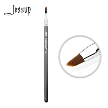 Jessup Eyeliner brush Make up Soft Fiber Wing Beauty tool Cosmetic Angled Liner 206 1