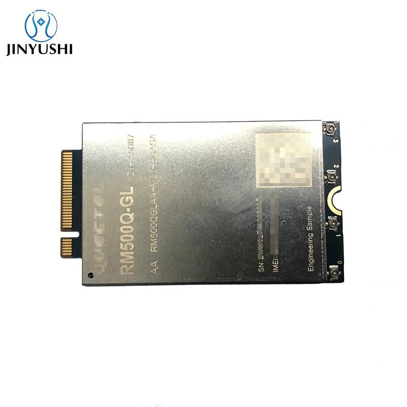 Quectel RM500Q-GL 5G Modem M.2 Module Quectel RM500Q+Testing USB Adapter+5G Antenna+Pigtail Supply Document