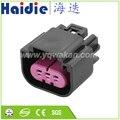 Бесплатная доставка 5 комплектов 3pin женский авто электрический водонепроницаемый штекер Пластиковый кабель соединитель HD0331-1.5-21