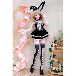 [wamami] Maid Bunny Girl Dress Suit Uniform 1/3 1/4 DD SD AOD Dolls Dollfie Outfits