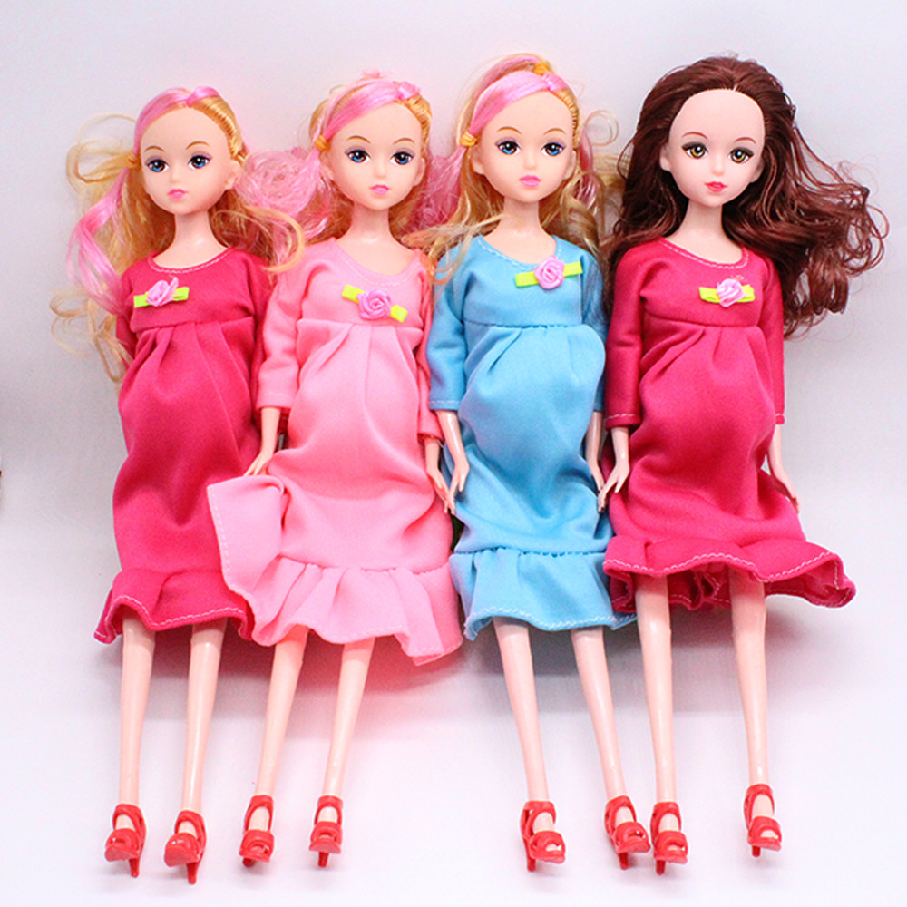 baby toys pregnant doll (1)