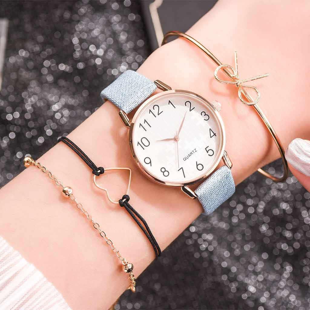 DUOBLA donne orologi di marca di lusso delle signore della vigilanza del quarzo della vigilanza del braccialetto della vigilanza di ginevra orologi di moda vestito casuale montre femme 2020