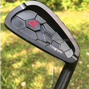 Image 2 - Erkekler yeni Golf kulüpleri MTG itobori Golf ütüler 4 9 P kulüpleri ütüler seti grafit şaft veya çelik mil R veya S esnek ücretsiz kargo