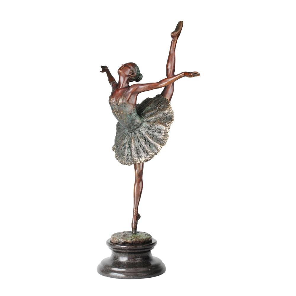 Koka upp kalk herde  Ballerina Bronze Statue Bronze Moderne Mädchen Dance Skulptur Figurine  Western Art Perfekte Liebhaber Geschenk Mädchen der Zimmer Ornament|home  decor metal art|home decor photo frameshome decor tv room - AliExpress