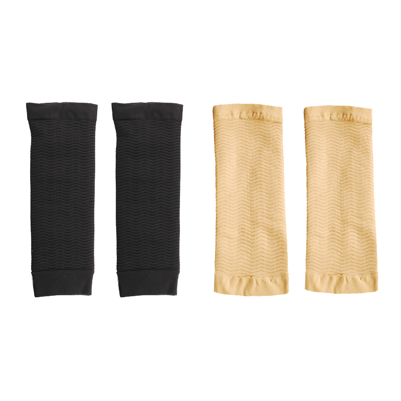 2 Set Beauty Women Shaper Weight Loss Thin Arm Women's Sleeve Pressure Arm Sleeve Plastic Arm Sleeve Body Elasticity