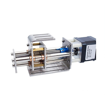 DIY 2Axis Upgrade to 3Axis Slide Platform Move Range 60-150mm for Laser Engraving Machine Refit to CNC Router or plotter drawing