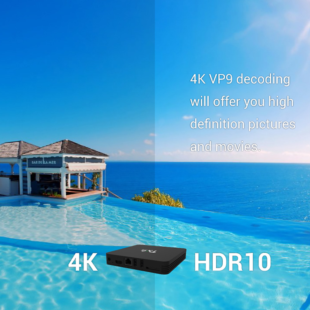 lowest price NEW Android 10 0 TV Box Android 10 MAX 4GB RAM 64GB ROM Allwinner H616 Quad Core 6K Wifi T95 Media Player Youtube Set Top Box