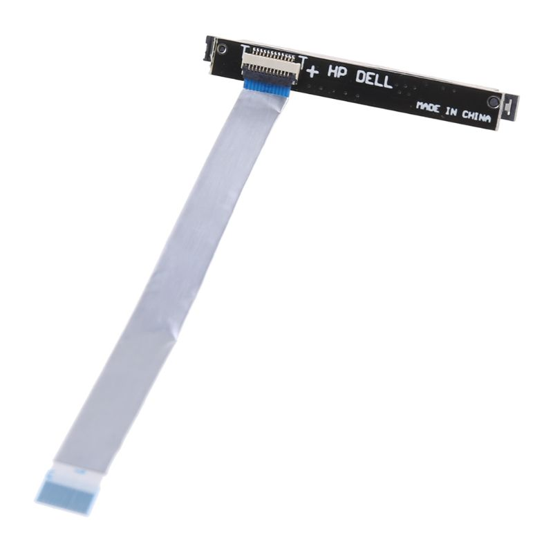 12Pin HDD Connector Flex Cable for DELL A-sus H-P M6-AR 15Z-AR 15-AQ M6-AQ 15T-AQ X360 Laptop SATA Hard Drive HDD SSD Adapter Wi(China)