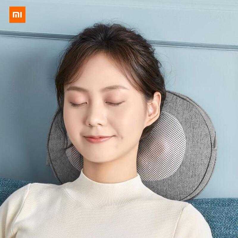 Xiaomi Youpin Lejia oreiller de Massage Design minimaliste élégant température constante pression chaude corps entier disponible contrôle facile