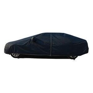Image 5 - غطاء سيارة كامل اكسسوارات السيارات مع الباب الجانبي تصميم مفتوح مقاوم للماء لشركة هيونداي HB20 سولاريس توكسون IX25 IX35 ENCINO إلنترا