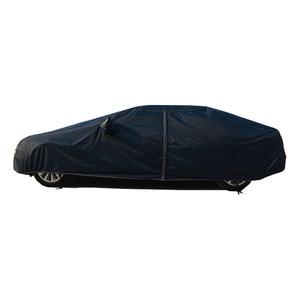 Image 5 - Full Car Cover Car Accessories With Side Door Open Design Waterproof For Hyundai HB20 Solaris Tucson IX25 IX35 ENCINO ELANTRA