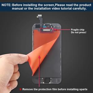 Image 3 - AAA + + + Cho iPhone 6S Màn Hình Hiển Thị LCD 100% Với 3D Buộc Bộ Số Hóa Màn Hình Cảm Ứng Thành Phần Không + Tặng Kính Cường Lực + Dụng Cụ