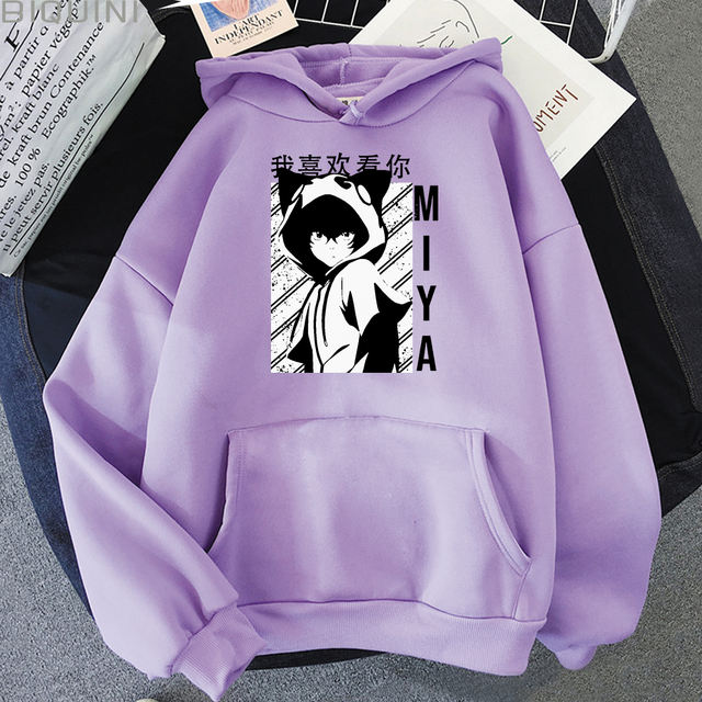 SK8 THE INFINITY THEMED HOODIE