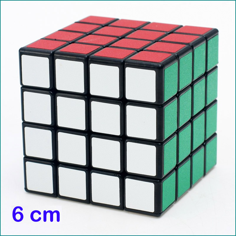 4x4x4 Magic Cube Professional Educational Classic Toys Help For Children Kids Magic Cube 60mm Rubic Cubes