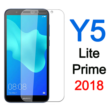 Armored Y5 Lite Protective Glass For Huawei Y 5 Prime Light 2018 2017 Screen Protector safe hwawei 5Y Y5Lite Tempered Glas Film image
