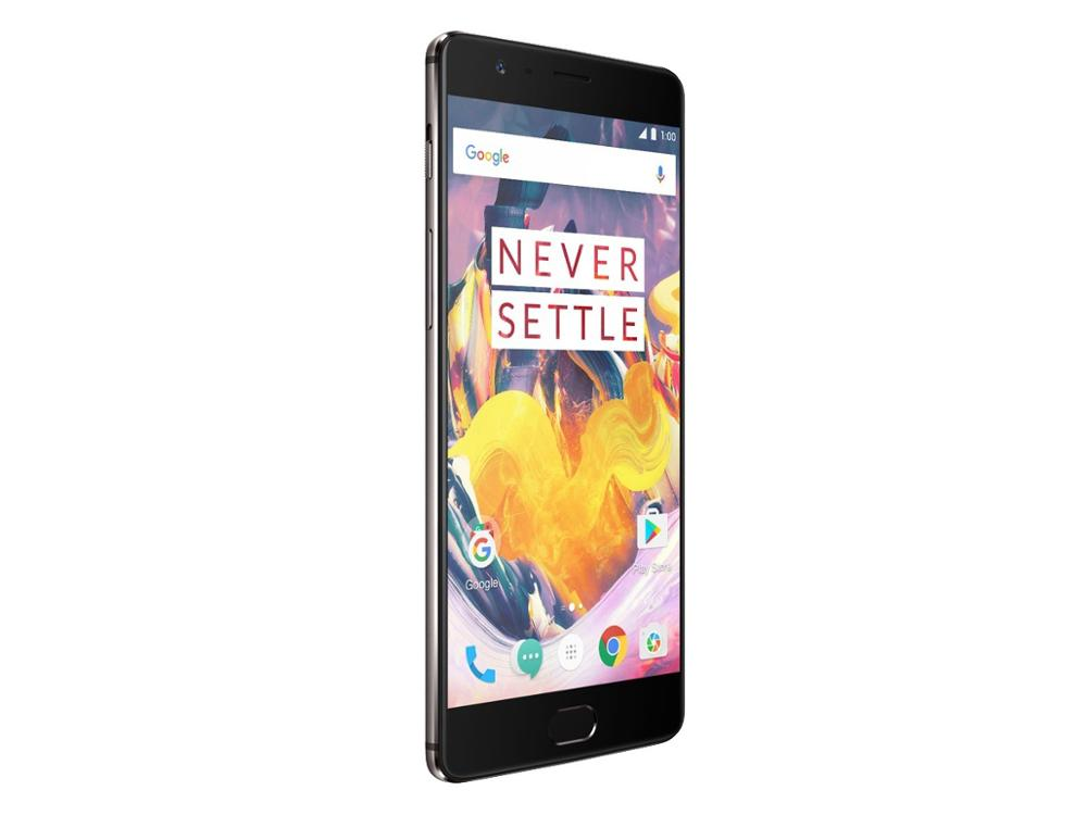 "Original New Unlock Version Oneplus 3T 3 T Mobile Phone 5.5""6GB RAM 64GB Dual SIM Card Snapdragon 821 Quad Core Android phone"