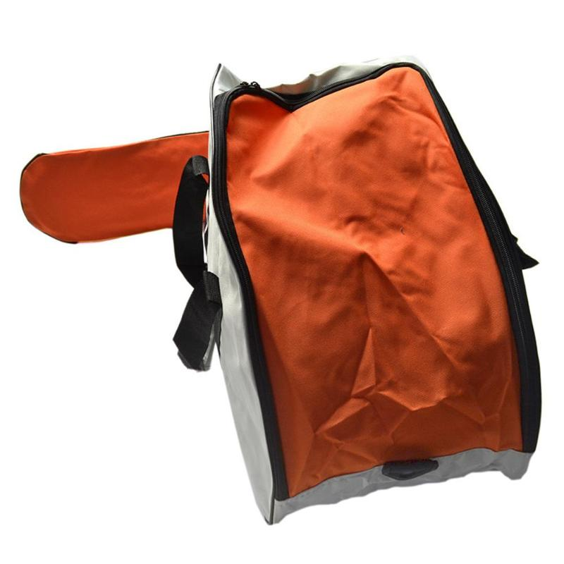 Portable Chainsaw Bag Carry Case Chain Saw Oxford Fabric Carrying Pouch Multi-use Machine Tool Storage Bags Hand Tool Packaging