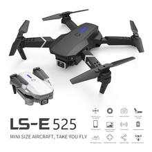 E525 PRO RC Quadcopter Profissional Obstacle Avoidance Drone Dual Camera 1080P 4K Fixed Height Mini Drone Helicopter Toy