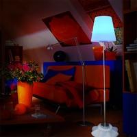 Modern LED Floor Lights PVC Standing Lamps Standing Lights Lighting Indoor Decoration LED Dimming Floor Lamps Bedroom Restaurant