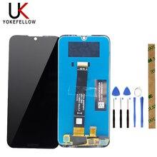 100% testado display lcd digitador da tela de toque para huawei honor 8 s tela lcd KSE LX9 KSA LX9 substituir