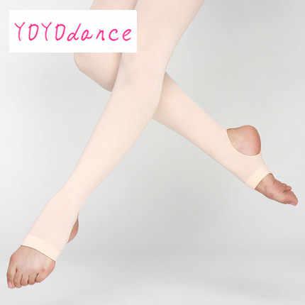 חדש נשים ארכובה גרביונים ריקוד גבירותיי חותלות למבוגרים גרביונים מקצועי בלט בלרינה רוקד גרב