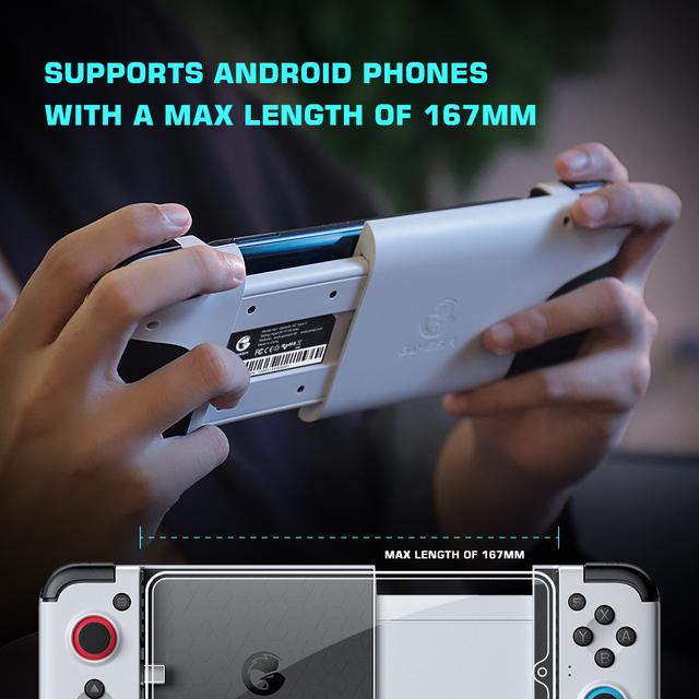 Gamesir X2 Type-C Gamepad for Android Pubg Mobile Game Controller Gaming Joystick for Cloud Games Platforms xCloud, Stadia