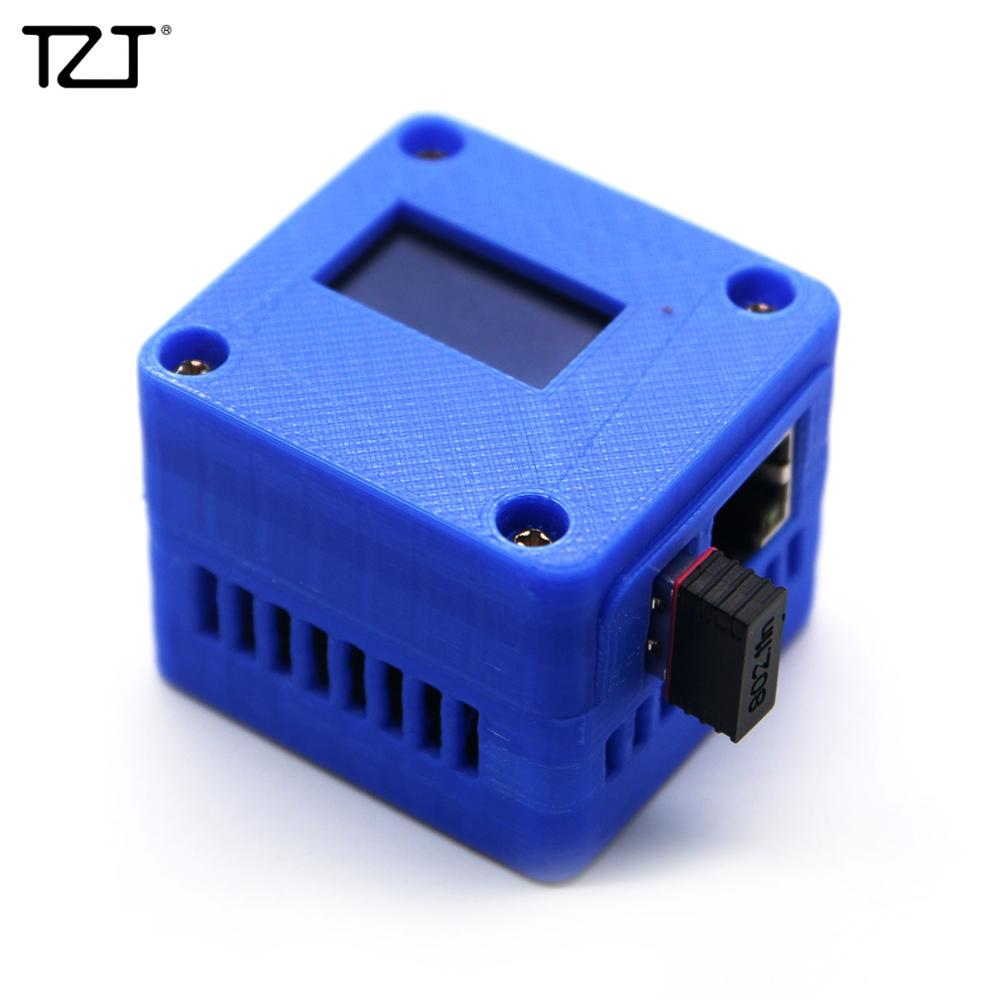 TZT Nano Hotspot MMDVM NanoPi UHF 433MHz 3D Shell HAM DIY Kit For DMR D-STAR