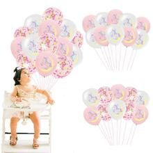 FENGRISE Unicorn Party Decoration Birthday Decorations Kids Baby Shower Decor First Girl Theme